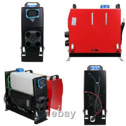 Air Diesel Heater 5KW 24V Remote LCD Monitor for Car Truck Motor Boat SUV Home