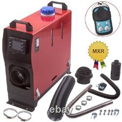 Air diesel Heater LCD Remote 2KW-5KW 12V Silencers For Truck Lorry Car Motorhome