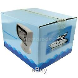 Boat Search Light Spotlight Truck Car Marine with Oval Remote Control 12V 100W dl