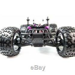 Bug Crusher 2.4G Electric RC Monster Truck Car Remote Control Fast Off Road Big