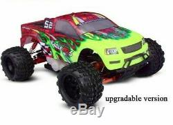 Car With Remote Control Gas Truck 4x4 Off-Road Toy RTR 32cc Engine 94070pro