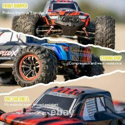 FLYHAL X04 PRO Remote Control Car 2.4GHz 48km 1/10 Scale 4WD Off-Road TRUCK