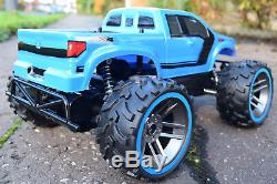 Ford F-150 Beast Truck 2.4ghz Radio Remote Control Car Off Road Fast Speed20km/h