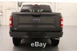 Ford F-150 XLT 4X4 5.0 V8 AUTOMATIC 4WD SHORT BED SUPER CREW CAB TRUCK