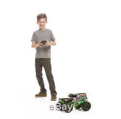 GRAVE DIGGER 110 RC Remote Control Monster Jam Racing Car Truck Toy Kids Gift