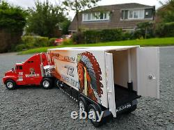 Giant American Indian Large Truck Lorry 60cmL Radio Remote Control Car
