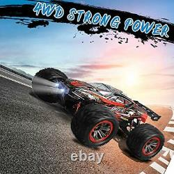 GoStock Remote Control/RC 4WD Car/Off Road Monster Truck, 46km/h High Speed