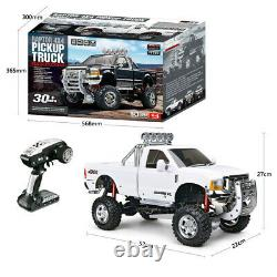 HG P410 1/10 2.4G 4WD Remote Control RC Car 3 Speed Pickup Truck Rally Vehicles