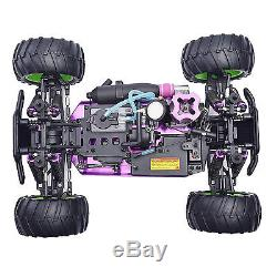 HSP 1/10 Scale Remote Control Nitro Fuel 4WD 2.4GHz Off-Road Monster Truck Car
