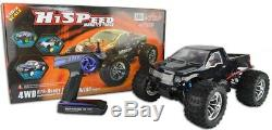 HSP Electric RC Truck PRO Brushless Version Black Pick Up remote Control Car