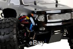 HSP Electric RC Truck PRO Brushless Version Black Pick Up remote Control Car P