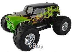 HSP Electric Remote Control Monster Truck 2.4Ghz R-SPEC RC Car Green Radio