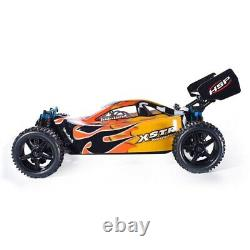 HSP RC Car 110 Scale 4wd Off Road Buggy Nitro Gas RC Toys Remote Control Truck