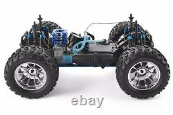 HSP RC Car 110 Scale Two Speed Off Road Monster Truck Nitro Gas Power 4wd Remot