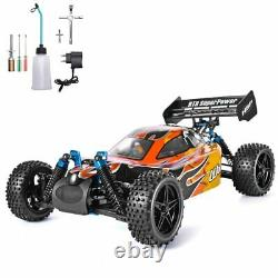 HSP RC Car Buggy Nitro Gas RC Toys 110 Scale 4wd Off Road Remote Control Truck