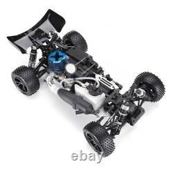 HSP RC Car110 Off Road 4WD Nitro Gas Power Buggy Remote Control Speed VRX Truck