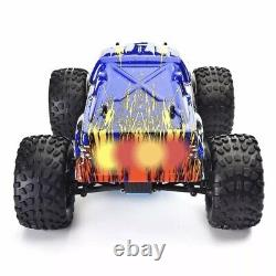 HSP Remote Control Car 110 Nitro Gas Powered 4WD Two Speed Off Road Truck RTR