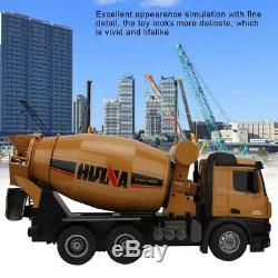 HUINA 114Electric RC Engineering Excavator Car Remote Control Truck Vehicle Toy