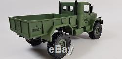 Heng Long 116 Radio Remote Control 3853A Military Truck Car Tank 4WD UK SELLER