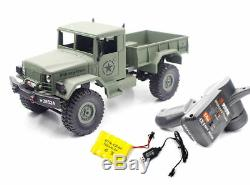 Heng Long 116 Radio Remote Controll 3853A Military Truck Car Tank 4WD UK SELLER