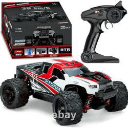 High Speed 118 Off-Road Truck 2.4G 4WD RC Car Race Fast Remote Controlled Buggy