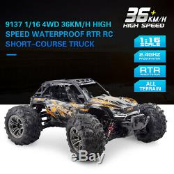 Hosim 116 2.4G 4WD RC Car Remote Control Electric Monster Truck Buggy Off-Road