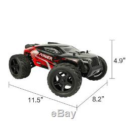 Hosim 116 Scale 4WD RC Car Remote Control Monster Truck High Speed Off Road RTR