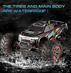 Hosim RC Car 110 Scale 4WD 2.4Ghz Off-road Remote Control Monster Truck 9125