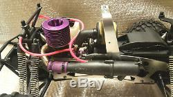 Hpi Racing Savage 25 Nitro Monster Truck Rc Car Remote Control Rtr Frp&p