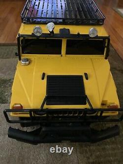 Hummer H1 Fast Lane Rc Car Remote Control