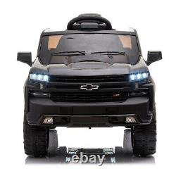 Kids 12V Ride On Car Truck Remote Control Rechargeable Safety Music LED Toy