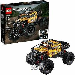 LEGO 42099 Technic Control+ 4x4 X-treme Off-Roader Truck Set remote controlled