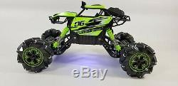 Large Fast Remote Radio Control RC Car Monster Truck Big Wheel Kid Toy 2.4G UK