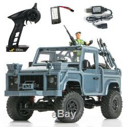 MN-96 112 4WD Truck Off-Road Vehicle Remote Control Rock Crawler RC Toys Car