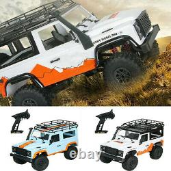 MN-99 D90 1/12 4WD 2.4G Remote Control RC Car Climb Military Truck Christmas Toy