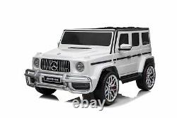 Mercedes Benz G63 Kids 24 V Ride Battery Powered Electric Car withRemote Control