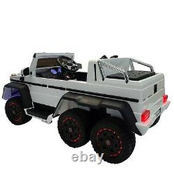 Mercedes Benz G63 Kids Ride Battery Powered Electric Car withRemote Control