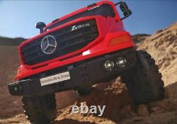 Mercedes Zetros Truck Drive Kids Ride Battery Powered Electric Car withRemote