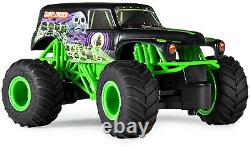 Monster Jam Official Grave Digger Remote Control Monster Truck 124 Scale 2.4GHz