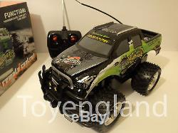Monster Radio Remote Control Car Truck Pickup Fast Speed