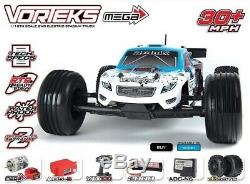 Monster Truck Nitro Petrol Rc Car Remote Controlled Off Road 1/10 Scale 2.4ghz