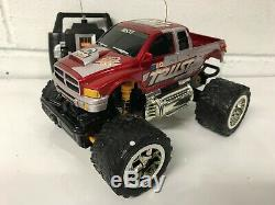 Monster Truck Radio Remote Control Car Fast Speed Blue Green Gold Boxed Uk Stock