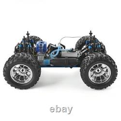 OFF-Road RC Monster Truck 4WD 110 Scale Nitro Gas Remote Control Car High-Speed
