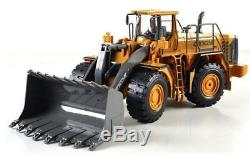 RC Bulldozer Truck RC 128 Scale 6 Channels Rechargeable Boys Kids Remote Cars