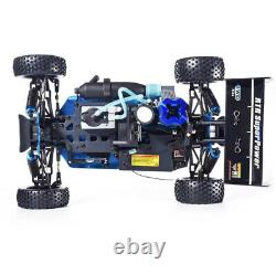 RC Car 110 Scale 4wd Off Road Buggy Nitro Gas RC Toys Remote Control Truck