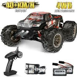RC Car 40KM/H High Speed Racing Remote Control Car Truck for Adults 4WD Off Road