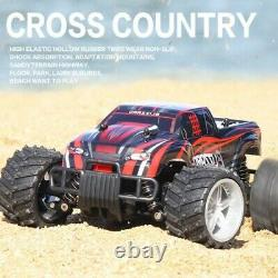 RC Car Monster Truck Big-Foot Truck Speed Racing Remote Control SUV Buggy Off