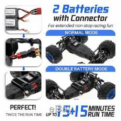 RC Cars 110 Scale RTR 46km/h High Speed Remote Control Monster Truck Terrain