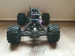 Rc Petrol Remote Control Car Monster Truck/race Car buggy FOR PARTS