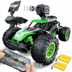 Remote Control Car with Camera, RC Cars 114 Scale Off-Road Monster Truck Buggy
